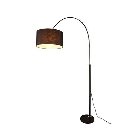 Lámpara De Pie Moderna Lámpara De Pesca LED Protección Para ...