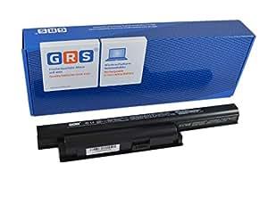 GRS–Batería para portátil Sony VAIO VGP-BPS22, VGP-BPS22A, VGP-BPL22, VGP-BPS22/A Laptop Batería 4400mAh, 11.1V/10.8V