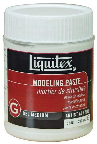 Liquitex Professional Pot d'Additif Mortier de structure 237 ml