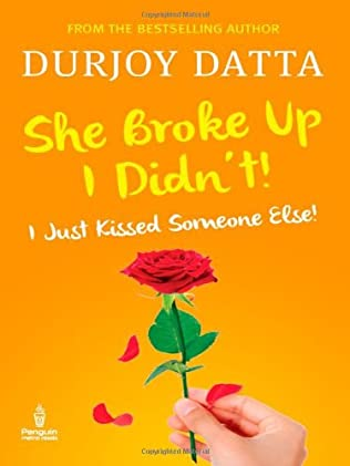book cover of She Broke Up, I Didn\'t! I