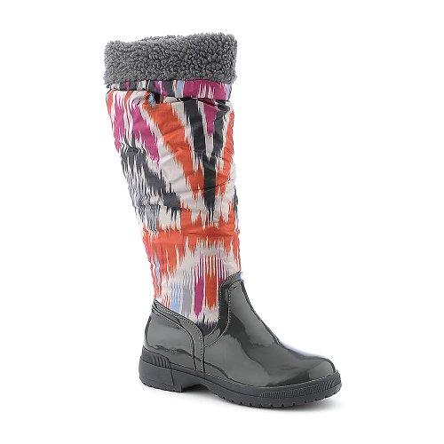 Deblossom Womens Malak-2 Boot-grey