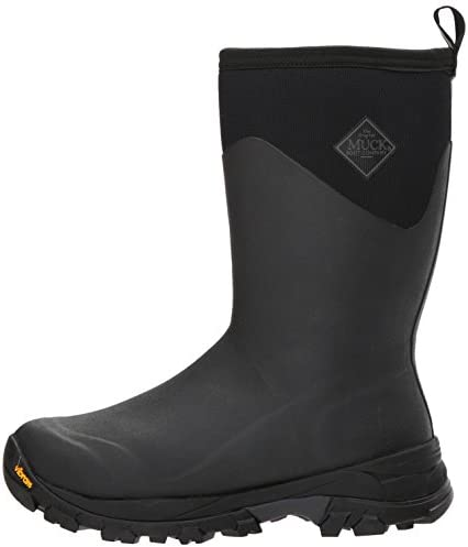 Muck Boots Arctic Ice Extreme Conditions Mid-Height Rubber Men's Winter Boot With Arctic Grip Outsole