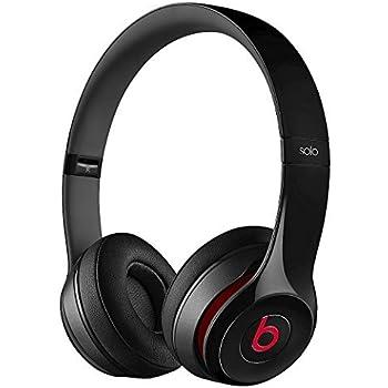 Beats Solo 2 Wireless On-Ear Headphone - Black (Certified Refurbished)