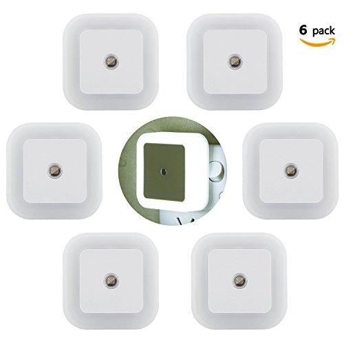 plug-in-led-night-light-night-lamp-with-dusk-to-dawn-sensor-daylight-white-6-pack-05w