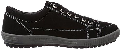 Schwarz Sneakers schwarz donna Tanaro Black Legero da 00 nere fqwYxpU