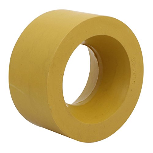 uxcell 120mm x 50mm x 60mm Silicone Pinch Roller Rolling Wheel Woodworking by uxcell