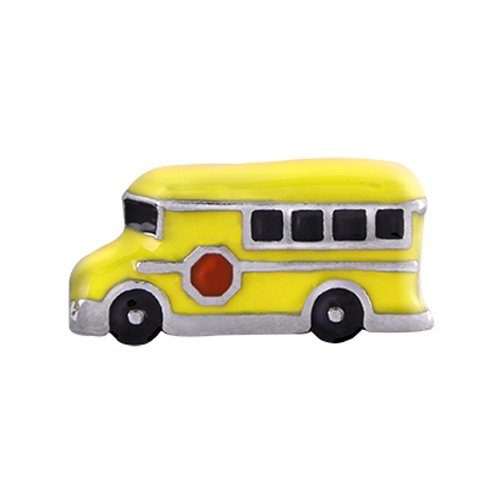 Origami Owl ~ SCHOOL BUS CHARM - LIMITED EDITION