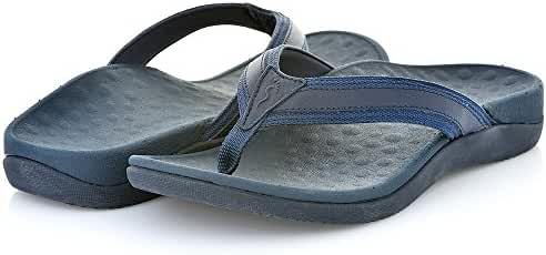 Footminders BALTRA Unisex Orthotic Arch Support Sandals (Pair) - Walking Comfort with Orthopedic Support