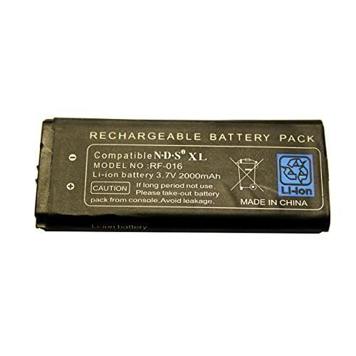 Replacement Battery for Nintendo DSi XL by Mars Devices