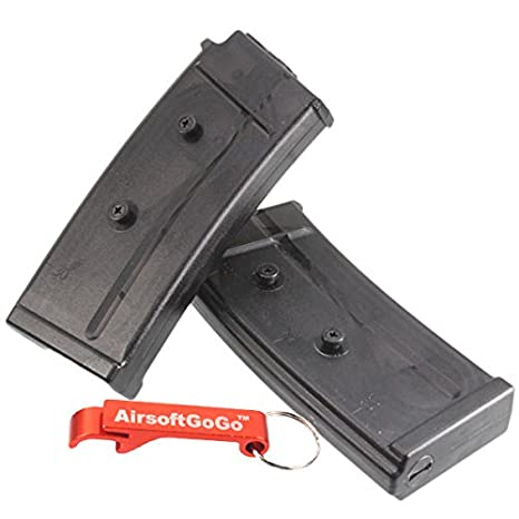 MAG Box of 2 Pieces Pack 100rd Cargador para SIG551 SIG552 ...