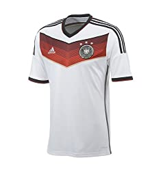 Adidas DFB Germany Home Soccer Jersey World Cup 2014 (L)