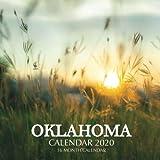 Oklahoma Calendar 2020: 16 Month Calendar