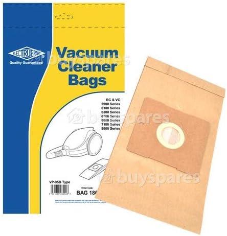 Recambio de bolsas para aspiradora Samsung RC y VC tipo VP-95B , 5 ...