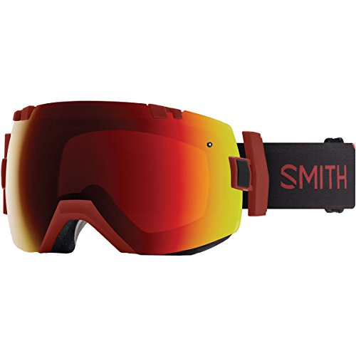 - Smith Optics I/Ox - Asian Fit Adult Snow Goggles - Oxide Mojave/Chromapop Sun Red Mirror
