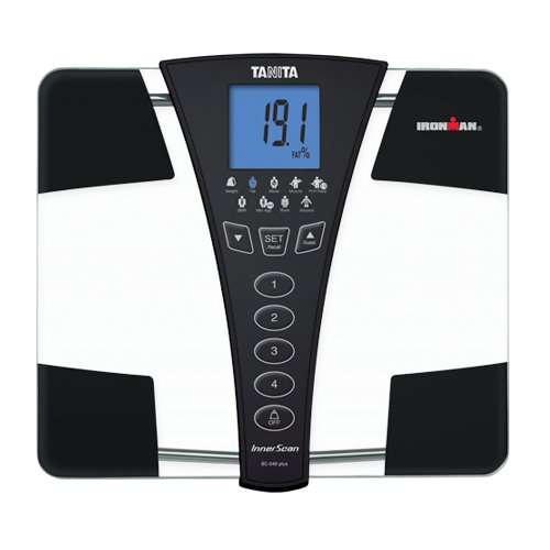 (Tanita BC-549 Plus IRONMAN® Body Composition Monitor)