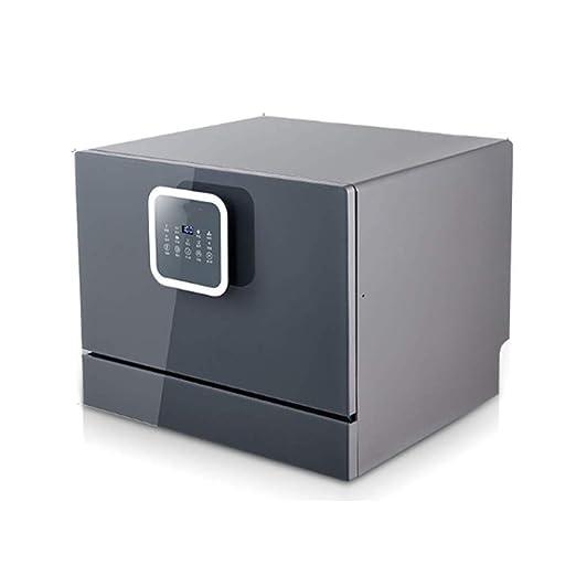 DHINGM Mini Lavavajillas, 6 Posición Principal Soluciones ...