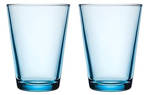 Iittala Kartio Light Blue Highball Tumbler (Kartio Light)