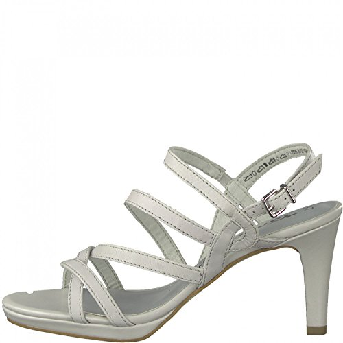 20 Sandals 28386 Grau Womens Tamaris 1 aPgx1P
