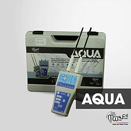 Amazon.com: MWF Aqua Long Range Underground Water Detector ...