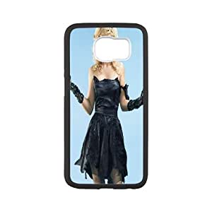 Hot Kelly Clarkson Protect Custom Cover Case for Samsung Galaxy S6 CEZ-36253