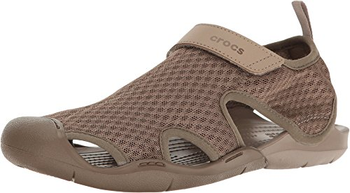 Crocs Womens Swiftwater Mesh Sandal, Size: 4 B(M) US Wome...