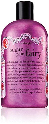 Philosophy Sugar Plum Fairy Shampoo, Shower Gel & Bubble Bath - 16 oz