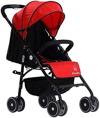YAOZEDI-BabyCarriage Cochecito de bebé con Carro de bebé de ...