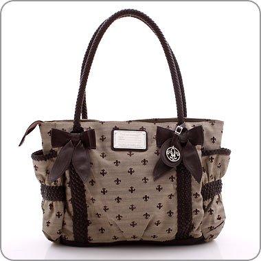 Friis & Company Fashion Tasche - Bow Logo Weekend Bag - FS9417