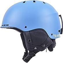 Traverse Sports TSH-00-5458 2-in-1 Convertible Ski, Snowboard/Bike and Skate Helmet