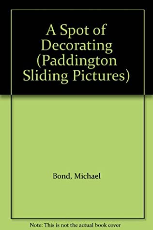 book cover of A Spot of Decorating