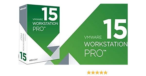 VMware Workstation 15 Pro ***Download + Genuine License Key