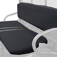 Classic Accessories QuadGear UTV Seat Cover Fits Polaris Bench, Black