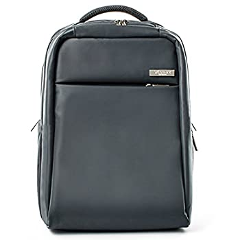 Laptop Backpack for Men and Women Water-resistant Business Bag Fits up to 15 inch Laptop by Winmax (Dark Grey)