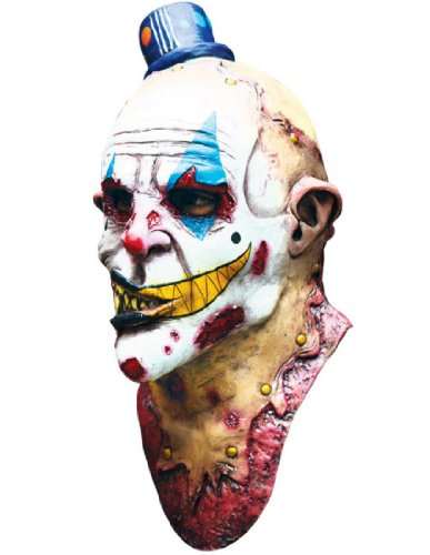 Mime Zack Adult Latex Mask (Mime Masks For Sale)