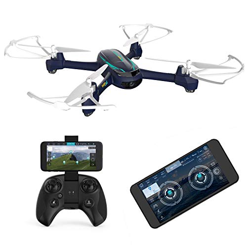 1080P Camera Drone Hubsan H216A X4 Desire Pro WiFi FPV Quadcopter Altitude Hold Review