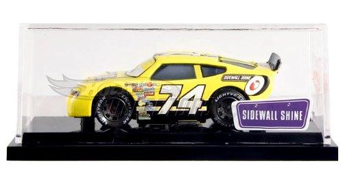 Disney / Pixar CARS Movie 1:55 Die Cast Car Motor Speedway of the South #74 Sidewall Shine ()
