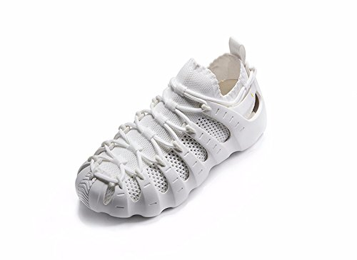 Like Fashion Shoes Sandals Multiple Sock White Wear Shoes ONEMIX Blue Gladiator Sneakers Women's ZF0TR