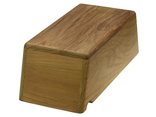 Whitecap 60310 Teak Dorade Box - Waterproof Venting System ()