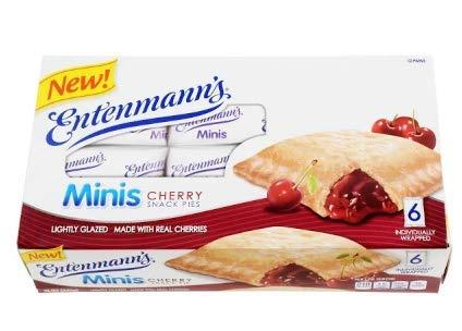 Entenmann's - Box of Mini Apple Pies and Box of Mini Cherry Pies