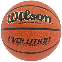 how to break in a wilson evolution basketball