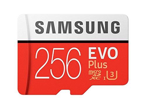 Samsung microSDXC カード 256GB