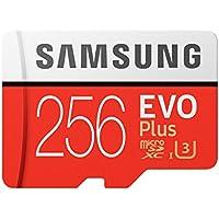 Samsung EVO Plus 256GB UHS-I / U3 MicroSDHC Memory Card