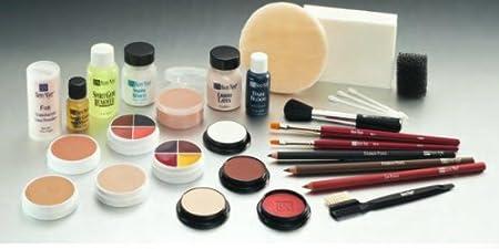 Ben Nye Theatrical Pro Makeup Kits Olive: Light Medium by Jubujub