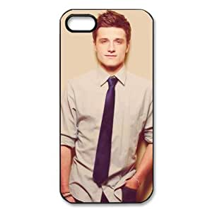 Josh Hutcherson Custom Printed Design Durable Case Cover for Iphone 5 5S