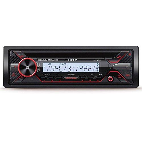 Sony MEX-M71BT Single DIN SiriusXM Ready Bluetooth CD Marine