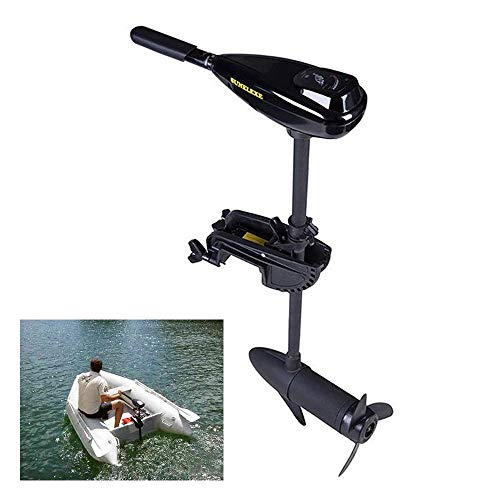 Shenglaixi 58 Lb Electric Outboard Motor, Heavy Duty Outboard Motor Dinghy Fishing Boat Engine Drive Brush Electric Marine Trolling Machine for And Rubber, Ce Certification from LOYALHEARTDY19
