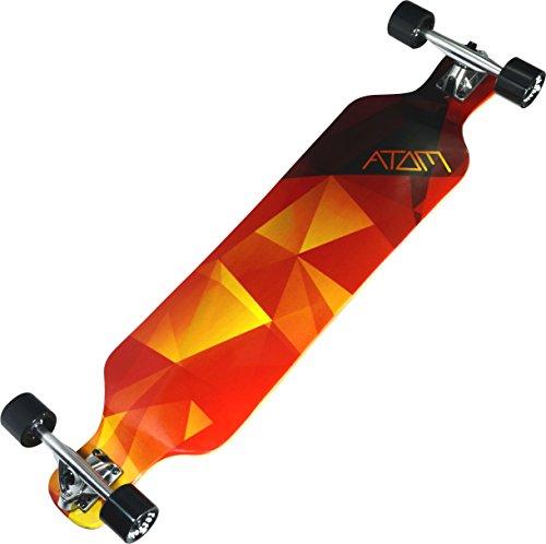 Atom Longboards Atom Drop Deck Longboard -