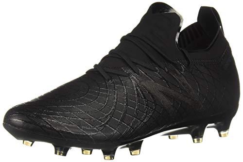 - New Balance Men's TPF V1 Soccer Shoe, Black, 9.5 D US
