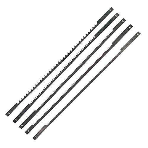 Einhell 127mm Grey Scroll Saw 5 Piece Blade Set Einhell Grey 4506200