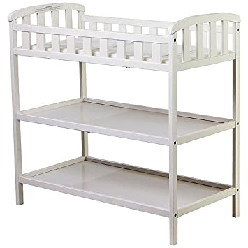 Genial Dream On Me   Emily Changing Table   White   Nursery Room   Nursery  Furniture